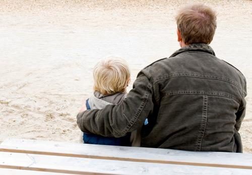 Divorce - Father & Son